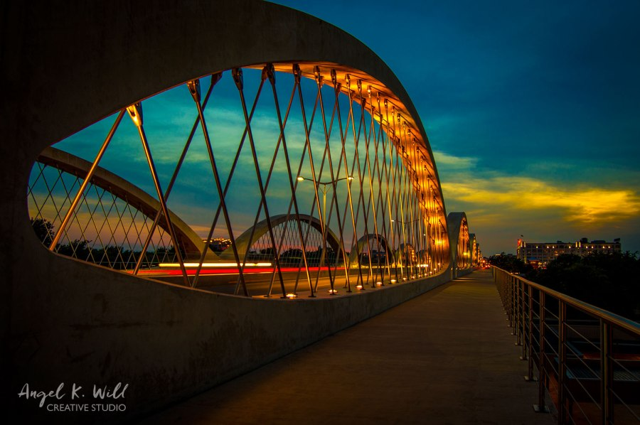 West 7th St. Bridge, Fort Worth TX