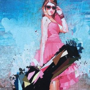 guitar-girl-artwall-eureka-springs-angelkwill