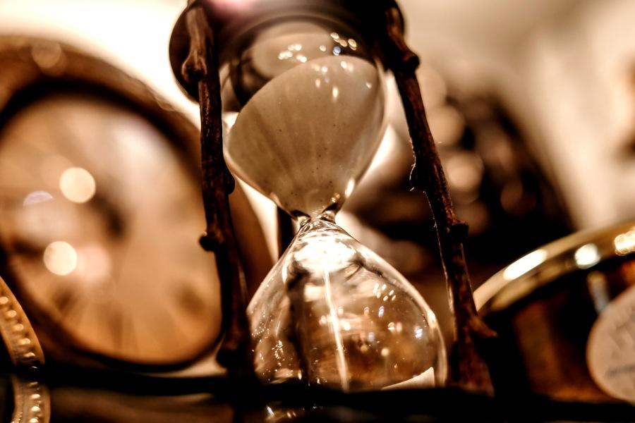 A Haiku: Time