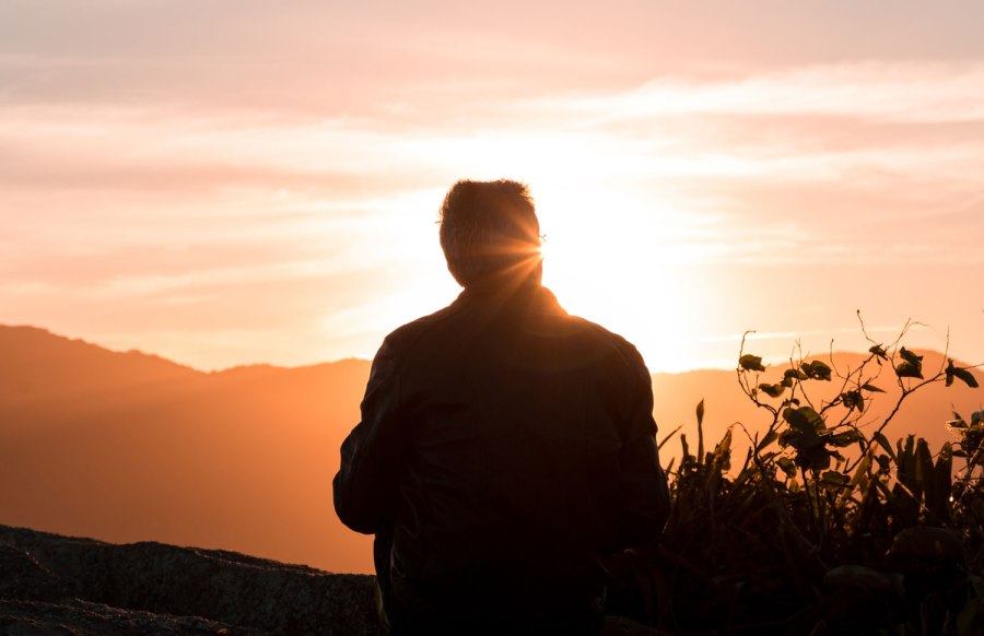 A Haiku: Alone