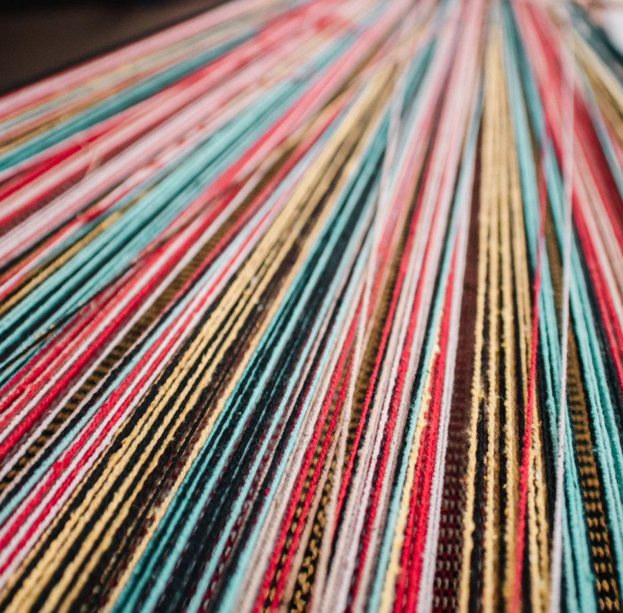 A Haiku: Tapestry