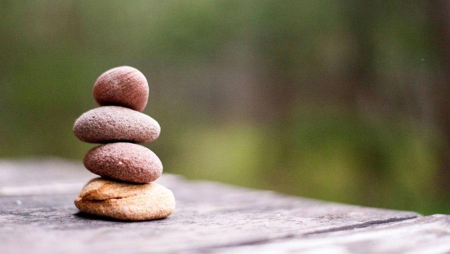 A Haiku: Balance