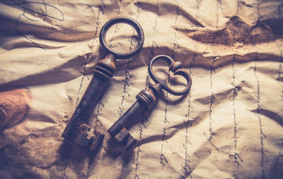 A Haiku: Keys